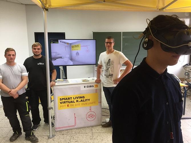 Elektrohandwerk BIB 3D Brille